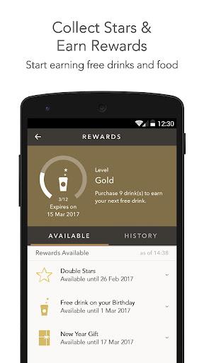 Starbucks Thailand screenshot 2