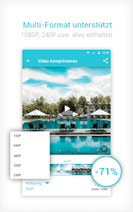 Video zu MP3 Konverter, Videokompressor Screenshot