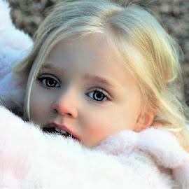 Reach by Cheryl Korotky - Babies & Children Child Portraits