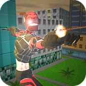 Rope Man FPS APK for Bluestacks