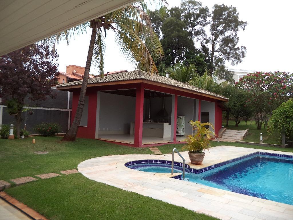 Casa 4 Dorm, Residencial Parque Rio das Pedras, Campinas (CA1080) - Foto 2