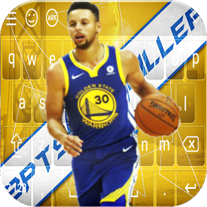 Stephen Curry Keyboard 2018