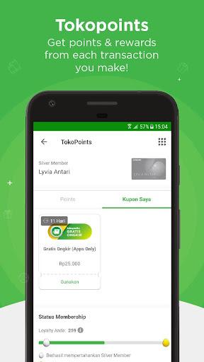 Tokopedia - Online Shopping & Mobile Recharge screenshot 8