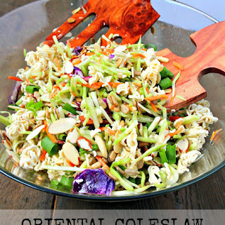 Asian Oriental Salad Recipes