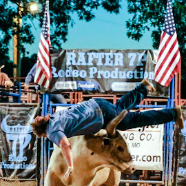 Ring of Fear by Cindy Hicks-Butler - Sports & Fitness Rodeo/Bull Riding