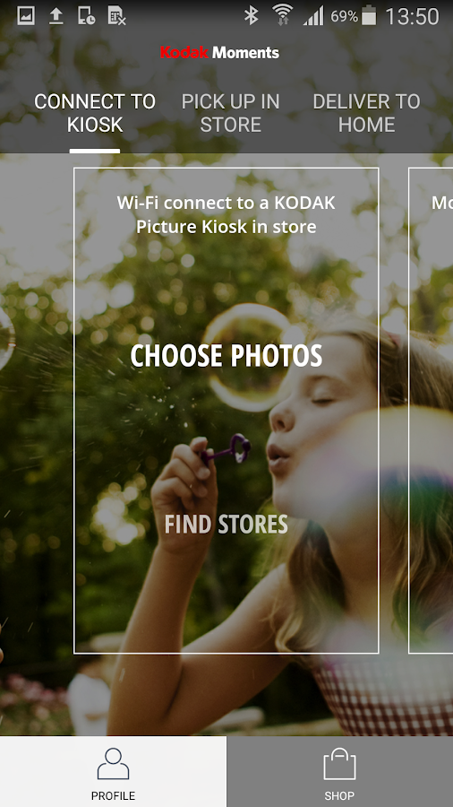 KODAK MOMENTS - Photo Printing Screenshot 1