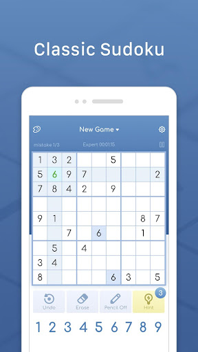 Sudoku - Free Classic Sudoku Puzzles For PC