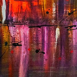 Sunset by Vanja Škrobica - Painting All Painting