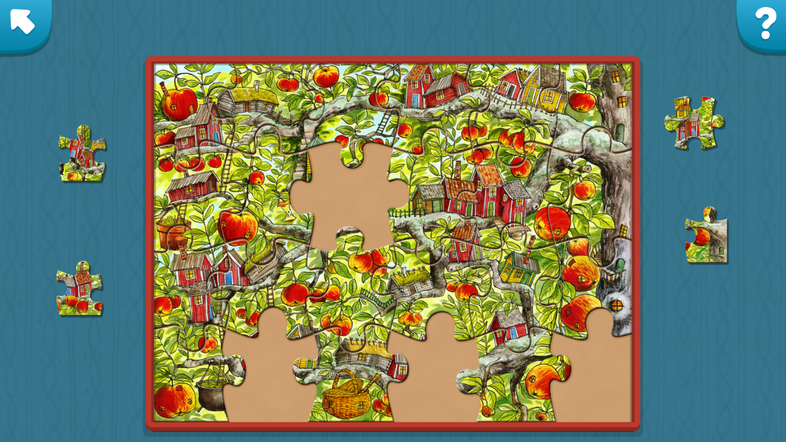 Pettson's Jigsaw Puzzle Screenshot 2