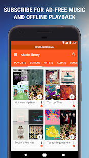Google Play Music APK Descargar