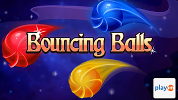 Screenshot of Bouncing Balls - Bubble Buster