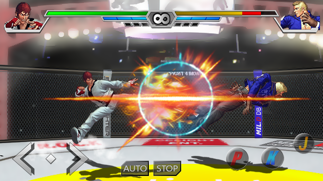 Infinite Fighter-fighting game Screenshot 1