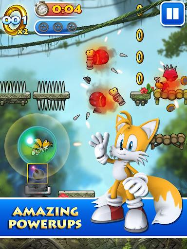 Sonic Jump - screenshot