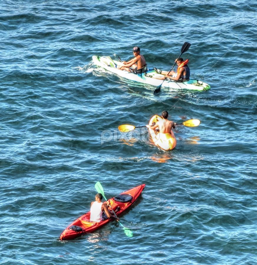 by Nancy Tharp - Sports & Fitness Watersports