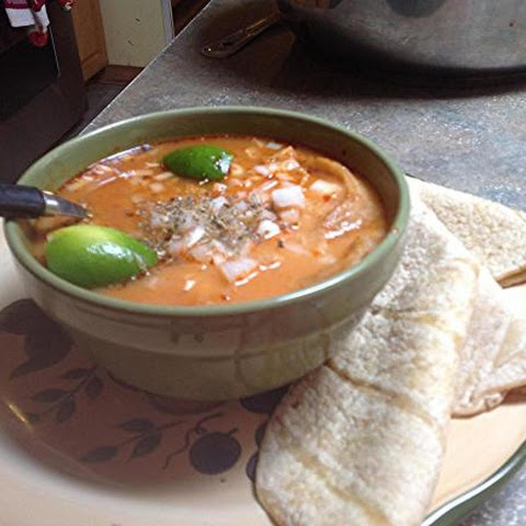 ROSA'S AUTHENTIC MEXICAN MENUDO SOUP