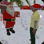 Crime Santa Icon