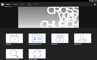 Screenshot of CrossWay Church - Germantown