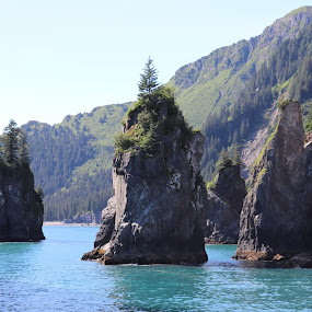 by Sean Kushmick - Landscapes Caves & Formations ( mountain, alaska, seascape, coastline, coastal )