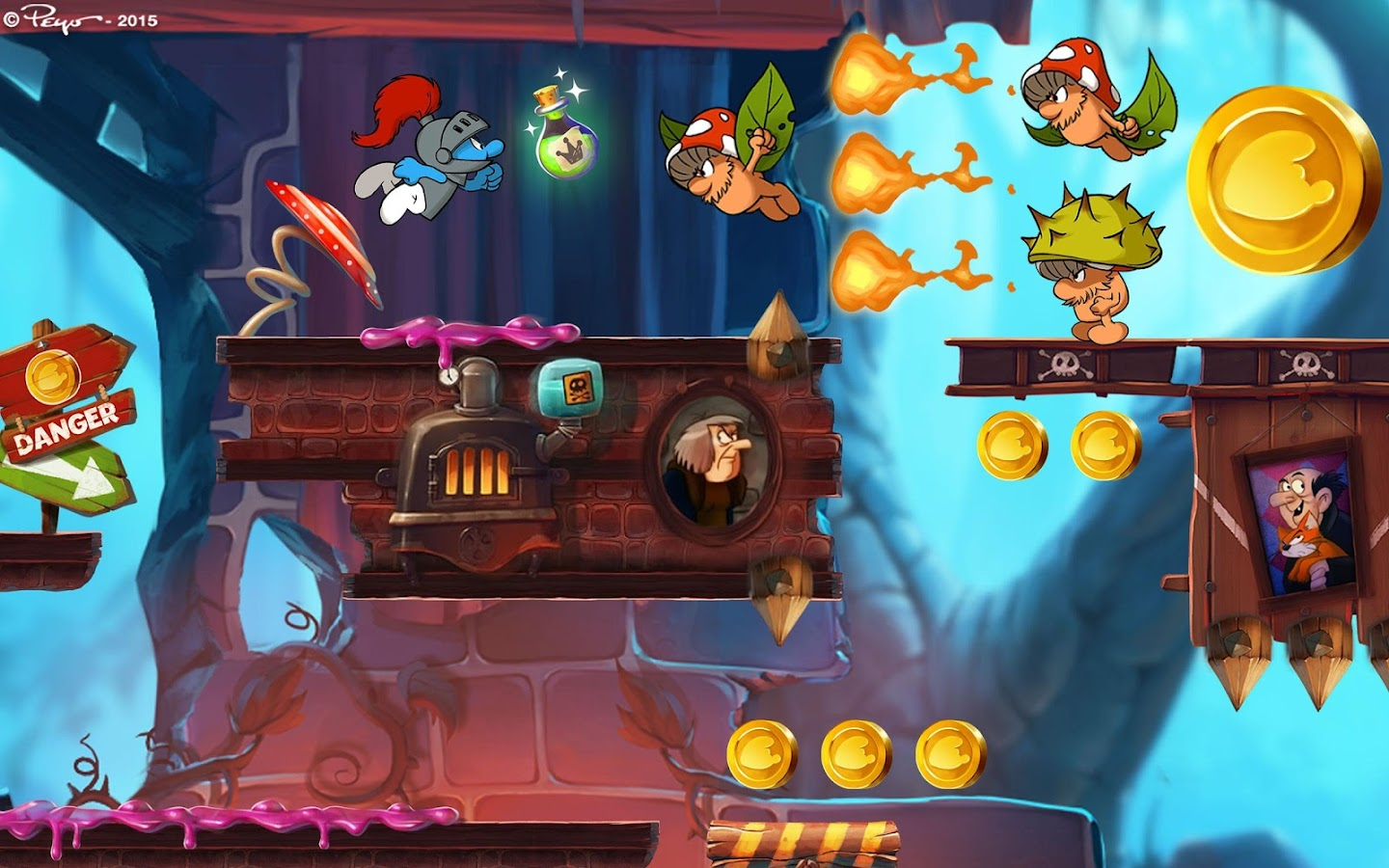 Smurfs Epic Run Screenshot 9