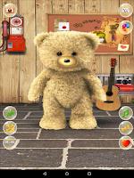 Screenshot of Talking Teddy Bear