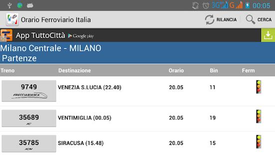 italië trein schema apk - download apps voor Android