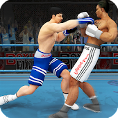 Download Ninja Punch Boxing Warrior: Kung Fu Karate Fighter APK for Laptop