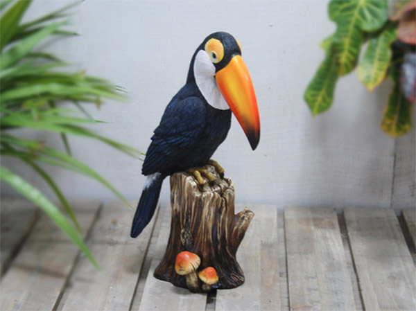 GEORGE TOUCAN IMAGE