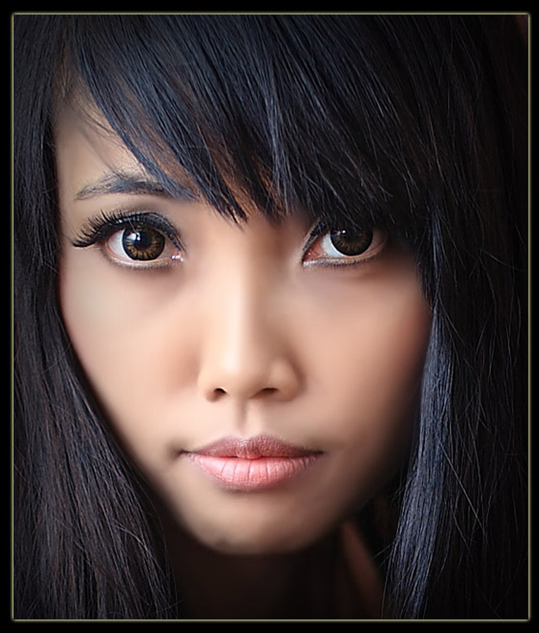 My Exotic Lady by Robby Kurnia - People Portraits of Women