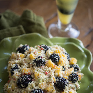 Mango Blackberry Salad Recipes