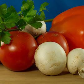by Karen Davis-Matthews - Food & Drink Fruits & Vegetables