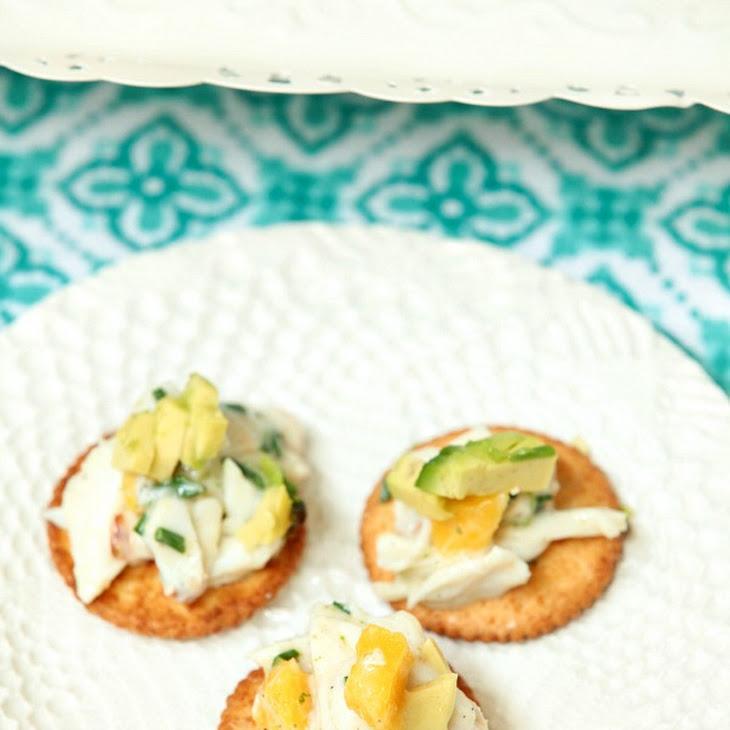 Crab and Mango Salad with Avocado Recipe | Yummly