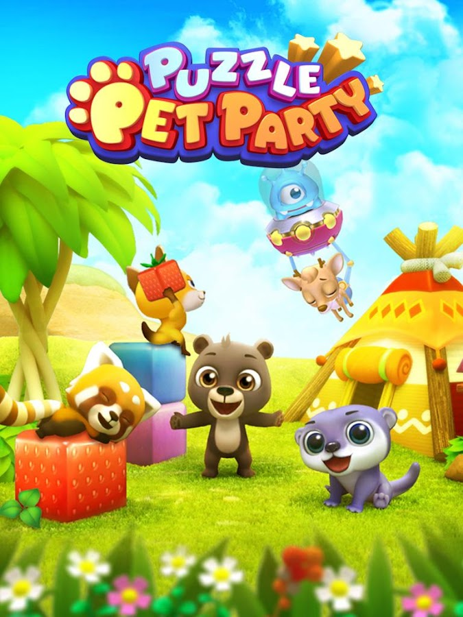 Puzzle Pet Party Screenshot 5