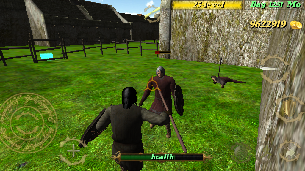 Deadly Medieval Arena Screenshot 3