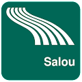 App Salou Map offline version 2015 APK