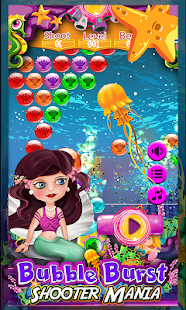 Bubble Burst Shooter Mania - screenshot
