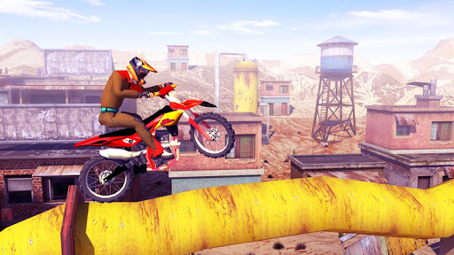 Real Bike Stunts For PC