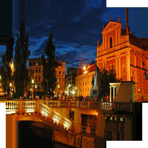 Android aplikacija Ljubljana - Wiki na Android Srbija