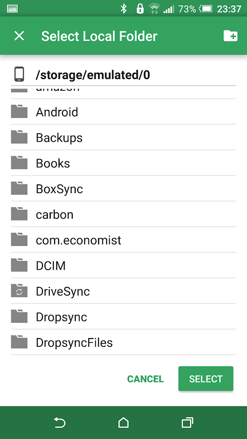 Autosync Google Drive Screenshot 5