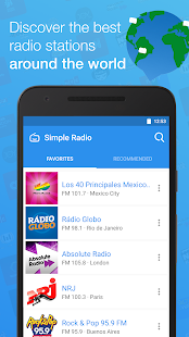 App Simple Radio by Streema APK for Windows Phone