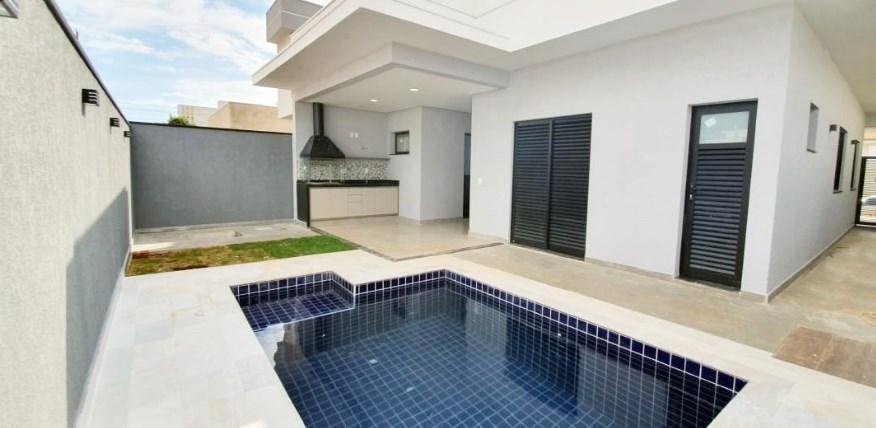 Casa com 3 dormitórios à venda, 150 m² por R$ 640.000,00 - Residencial Real Park Sumaré - Sumaré/SP