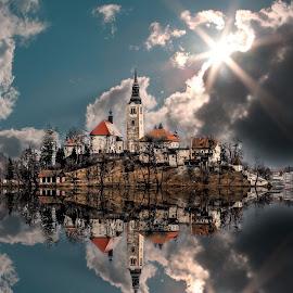 by Milan Jovanovic - Digital Art Places