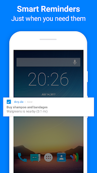 Any.do: To-do List & Reminders APK screenshot thumbnail 3