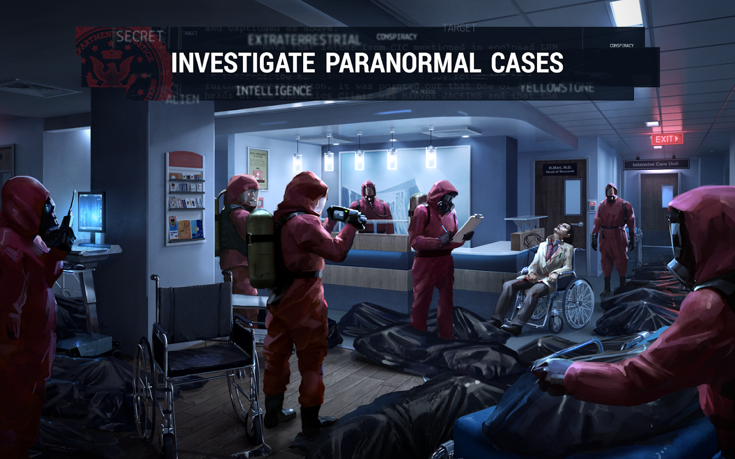 The Y Cases: Invasion Screenshot