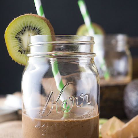 Earl Grey Tea Infused Cocoa Smoothie