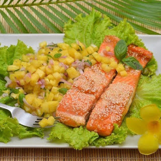 Salmon Orange Marmalade Soy Sauce Recipes