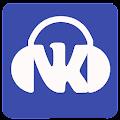 Музыкальный плеер ВКонтакте APK for Ubuntu
