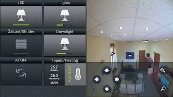 Screenshot of iNELS Home Control – Promo