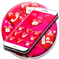 Download Love Theme For GO Launcher APK