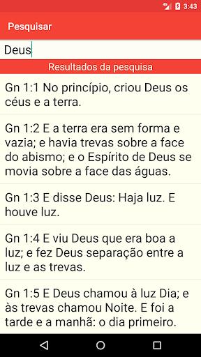 Bíblia Sagrada Grátis screenshot 6