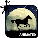 Wild Horse Animated Keyboard Icon